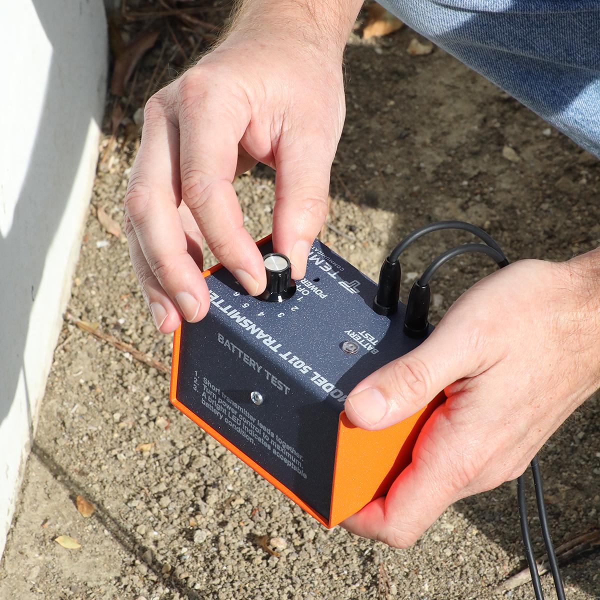 501 Tracker II Cable Locator