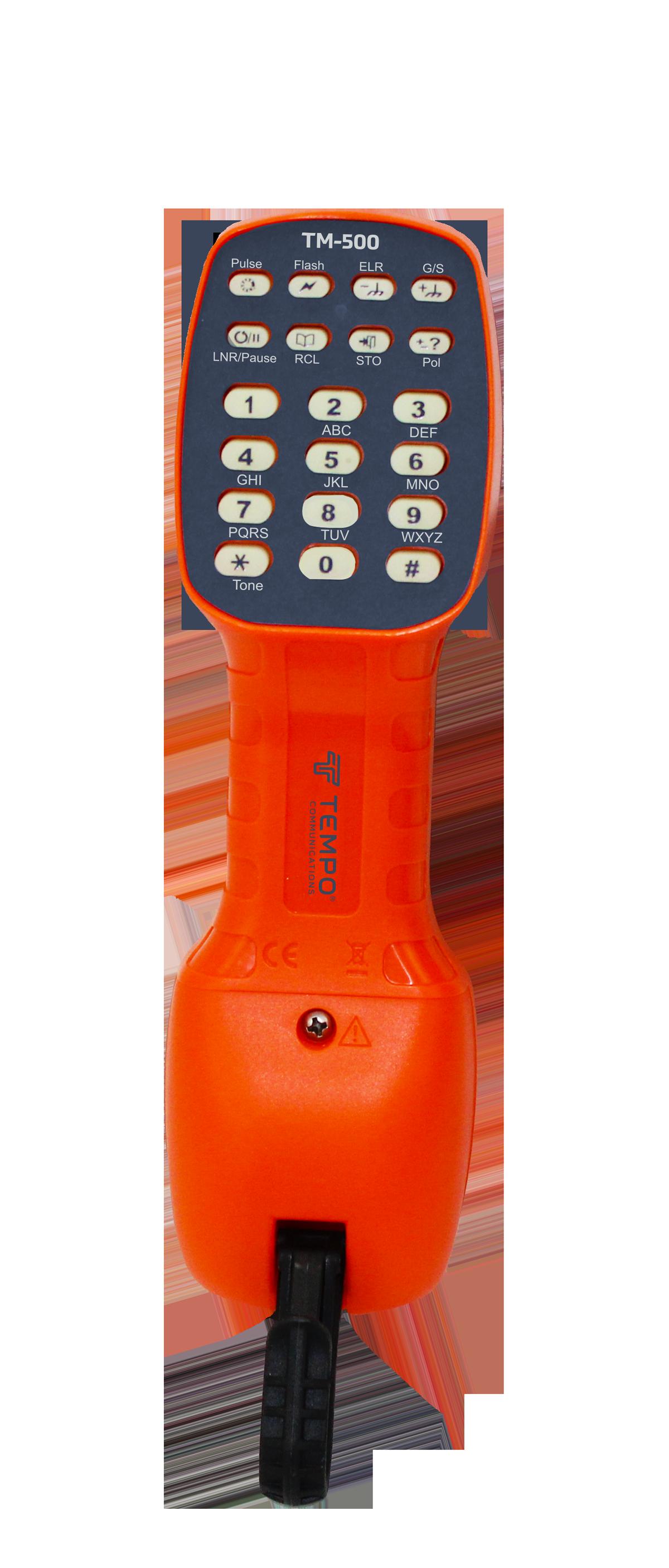 TM-500 Tele-Mate Telephone Test Set
