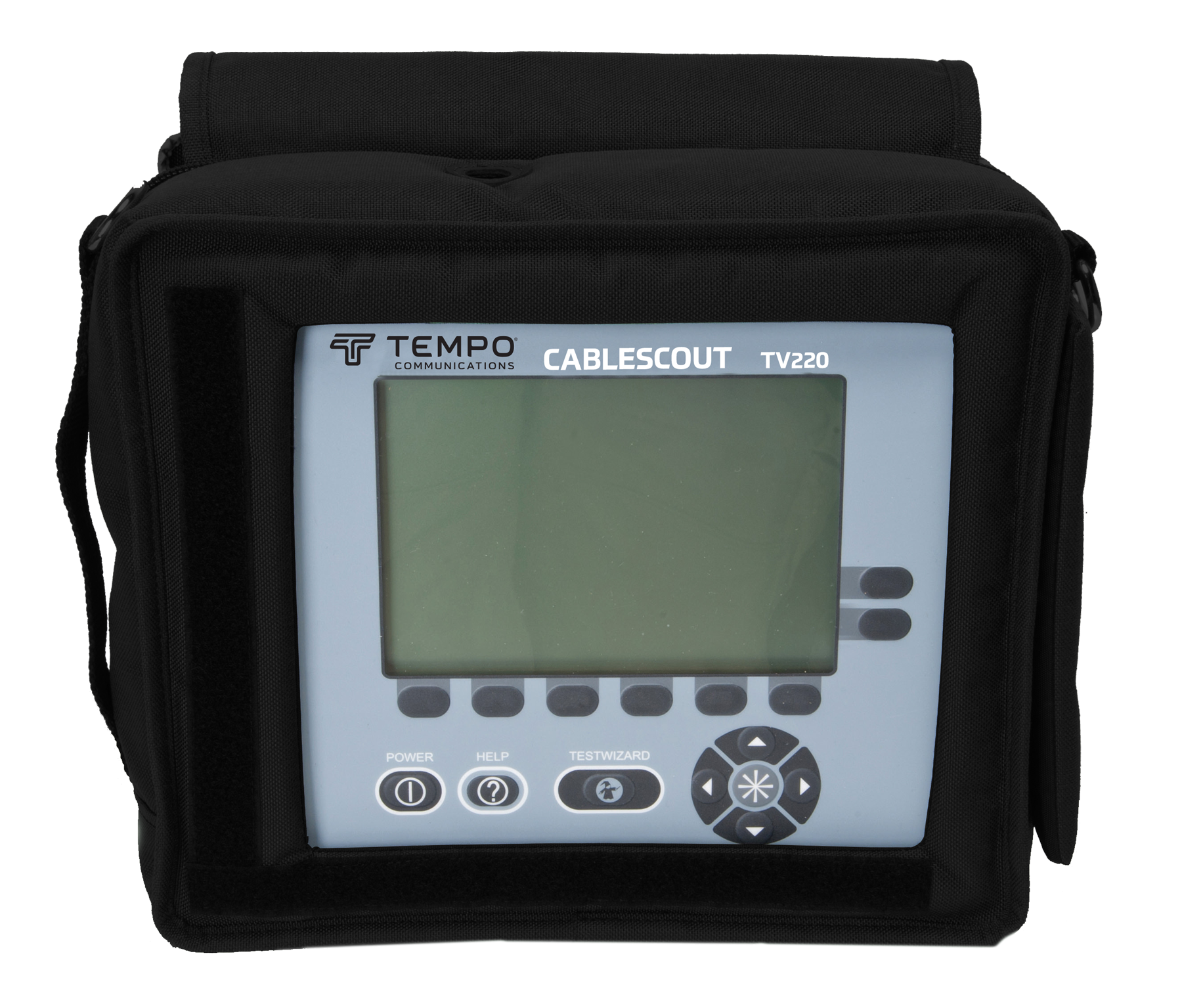TV220 CableScout Time-Domain Reflectometer (TDR)
